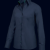 dark navy-groen